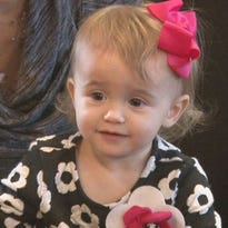 Miracle baby saved with first-ever treatment