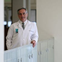 Dr. David Shulkin is president of the Morristown Medical Center in New Jersey and nominated to be undersecretary of health at the Veterans Affairs Department.