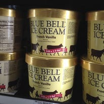 Grocery stores shelves carrying Blue Bell ice cream have been empty this spring following a listeria outbreak linked to the product.