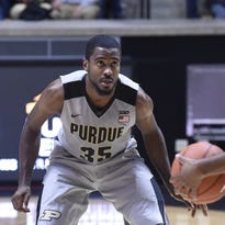 The reigning Big Ten Defensive Player of the Year may miss Saturday's game against Lehigh.