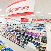 The first six CVS Pharmacy stores located inside Target opened in the Charlotte area.