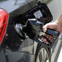 Gasoline prices are falling again.