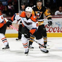 Hextall's plan taking form in the minors with Phantoms