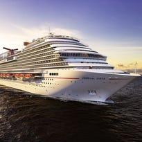 Carnival to base brand-new ship in S. California