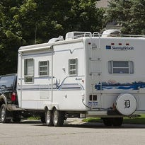 Plan to curb RV street parking revived