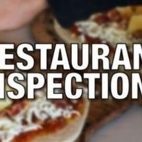 Restaurant inspections: Black, red mold-like residue