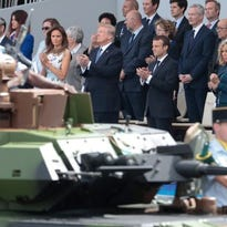 Military parade debate exists only to make us fight