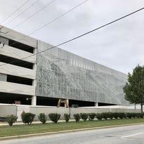 Answer Man: Asheville Regional Airport long-term parking MIA? Aloft parking deck glitch?