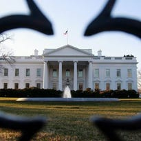Woman with gun arrested at White House