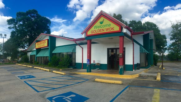 El Paso is moving into the former Golden Wok on Pinhook