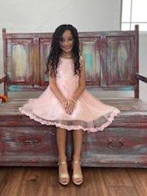 Princess Contestant - Amelia Grace Covington