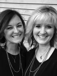 LLA 2017 Modisette Elementary Award - Kari Johnson (left) & Kim Howell (righ