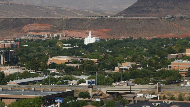 St. George was ranked second to last for lowest weekly wages by a new study from the Pew Research Center.