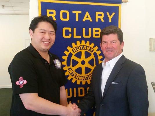 Glenn Cheng and Jeff True