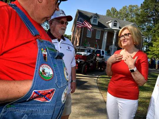 Diane Black joined with other top-tier gubernatorial