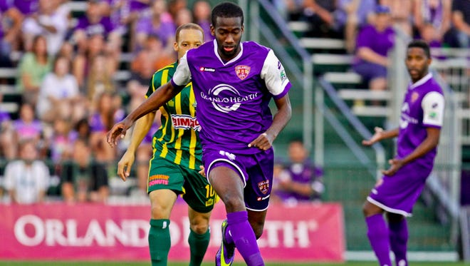 Orlando City improved to 7-0-1 all-time against the Rhinos with Saturday night's win in Florida.