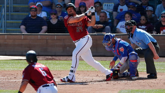 Could Steven Souza's injury be a window of opportunity for Yasmany Tomas (pictured)?