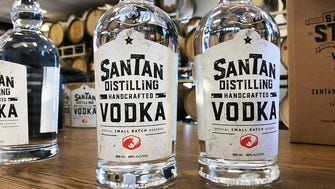 SanTan Distilling is a new venture from San Tan Brewing Co., creating two types of vodka and a single malt whiskey.