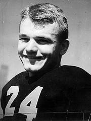 Nile Kinnick, Heisman Trophy winner from the University of Iowa