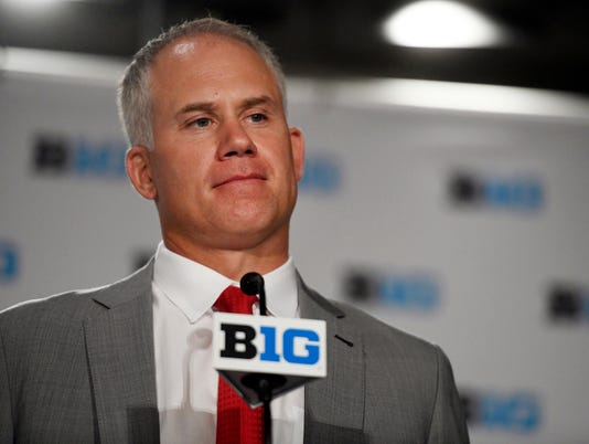 AP BIG TEN MEDIA DAYS FOOTBALL S FBC USA IL