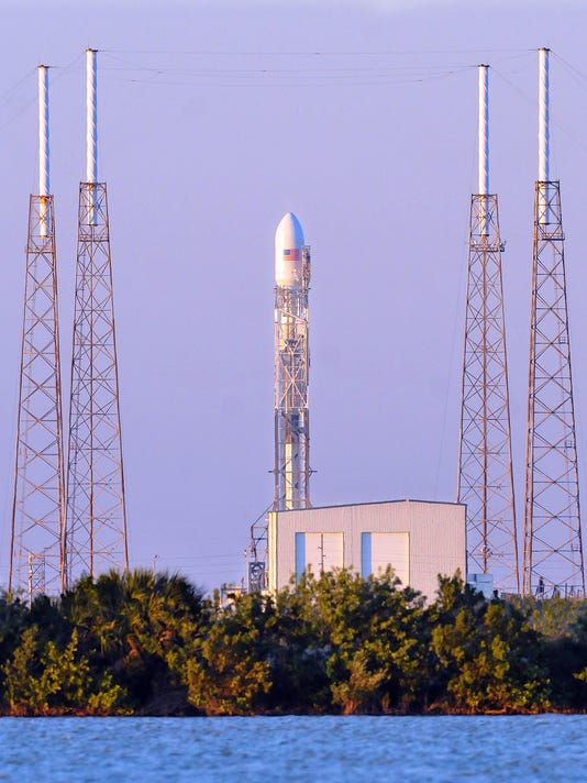 SPACEX LAUNCH SES-9 SATELLITE