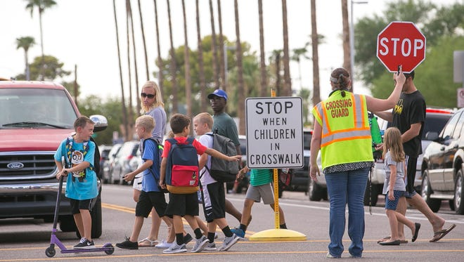 Most classified employees, like bus drivers and crossing guards, will not be paid while schools are closed for walkouts.