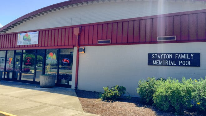 Stayton Family Memorial Pool operations shifted from the YMCA to the city of Stayton on July 1