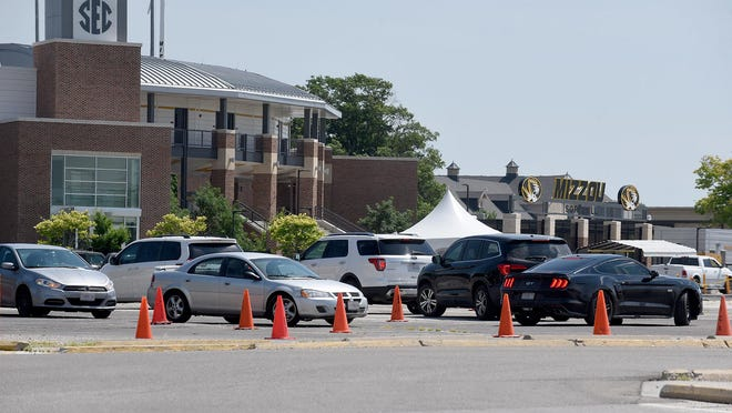 Traffic has increased for COVID-19 testing at the MU Health Care drive-thru testing site at the Hearnes Center. MU is opening a new testing site Monday, July 13 at Mizzou North, which is the old Ellis Fischel Cancer Center at 115 W Business Loop 70. The hours are 8 a.m.-7 p.m. Monday through Friday and 8 a.m.-noon on Saturday.
