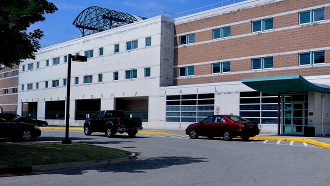 Housing pods will be installed at the Dutchess jail in Poughkeepsie.