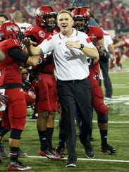 Blake Anderson is Arkansas State's fouurth coach in