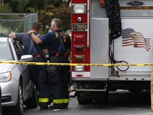 2 firefighters dead in 'tragic day' for Wilmington Fire Department