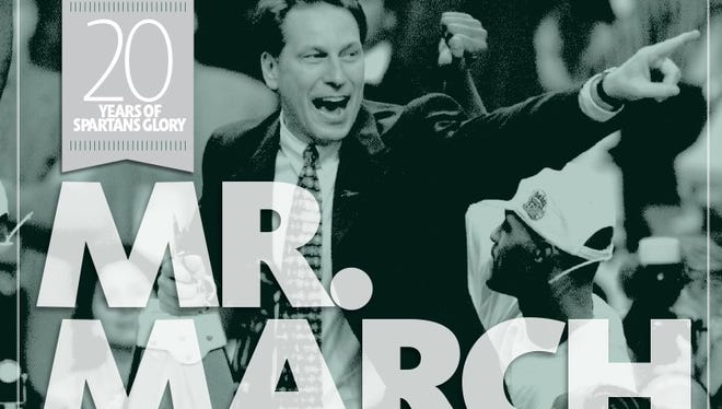 """""""Mr. March,"""" a new book from the Detroit Free Press and Lansing State Journal"""