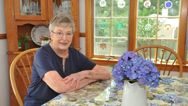 Lois Desmond, of Weymouth, is stepping down as a member of the Weymouth Scholarship Committee after serving for 30 years.