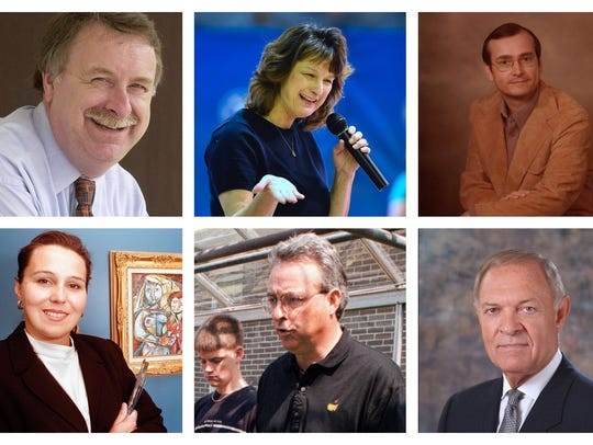 The 2017 Henderson Alumni Hall of Fame inductees include