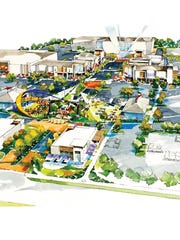 Fishers has announced a $40 million culinary and entertainment center called The yard at 116th  Street and IKEA Way.