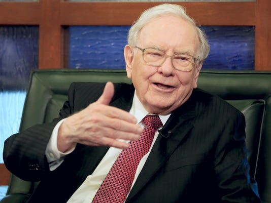 AP BUFFETT INTERVIEWS F USA NE