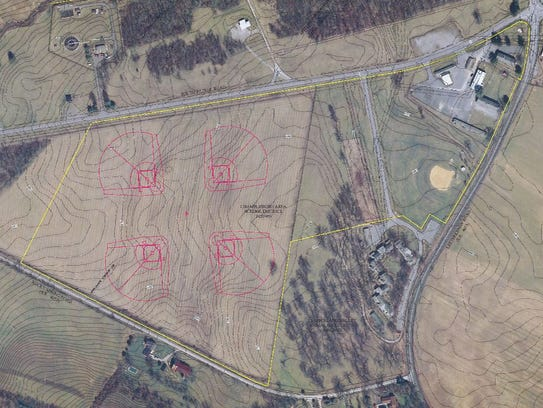 Hamilton Heights Youth League would turn 45 acres owned