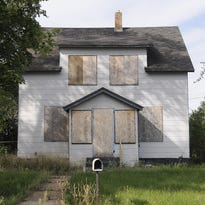 An abandoned home shown the summer of 2014 was among those identified by the city of St. Cloud as problem properties. A task force created in 2015 will continue efforts to look at property issues in the city.