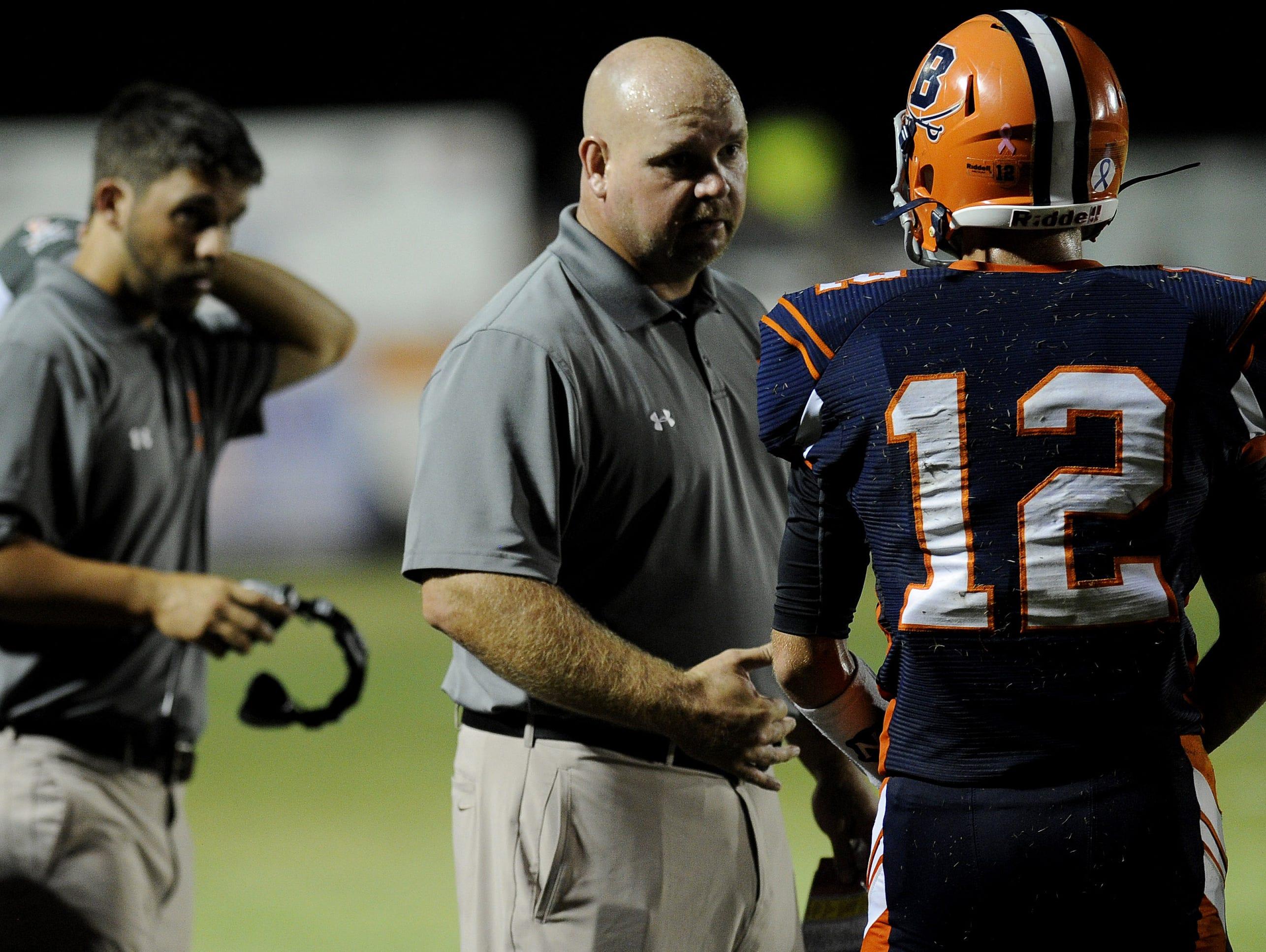 Beech coach Anthony Crabtree