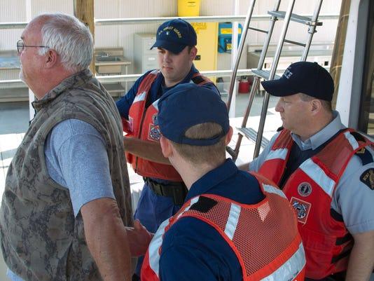 Mounties Coast Guard 060314
