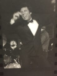 1985: Tom Jones at the Iowa State Fair Grandstand.