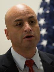 Attorney General Hector Balderas