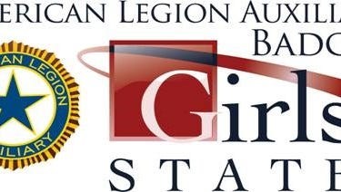 American Legion Auxiliary Girls State offical logo