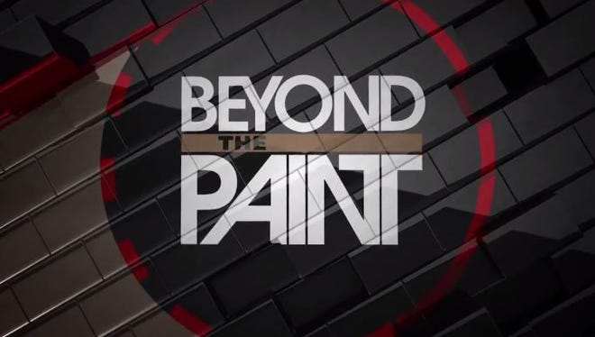 Beyond the Paint logo