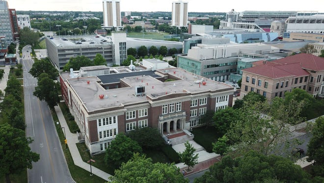 Campbell Hall houses parts of Ohio State's College of Education and Human Ecology.  An age discrimination lawsuit filed late last week alleges a 53-year-old former Ohio State employee within the college was fired and replaced by a younger, less experienced candidate. The lawsuit follows other age-discrimination cases filed by employees within the same college in recent years.