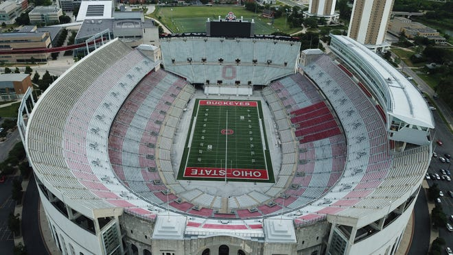 Ohio State's football program sells just north of $50 million in tickets during a typical season.