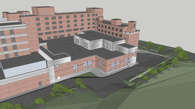 UR Medicine hopes to break ground this spring on its Highland Hospital expansion, with the work running into fall 2017.