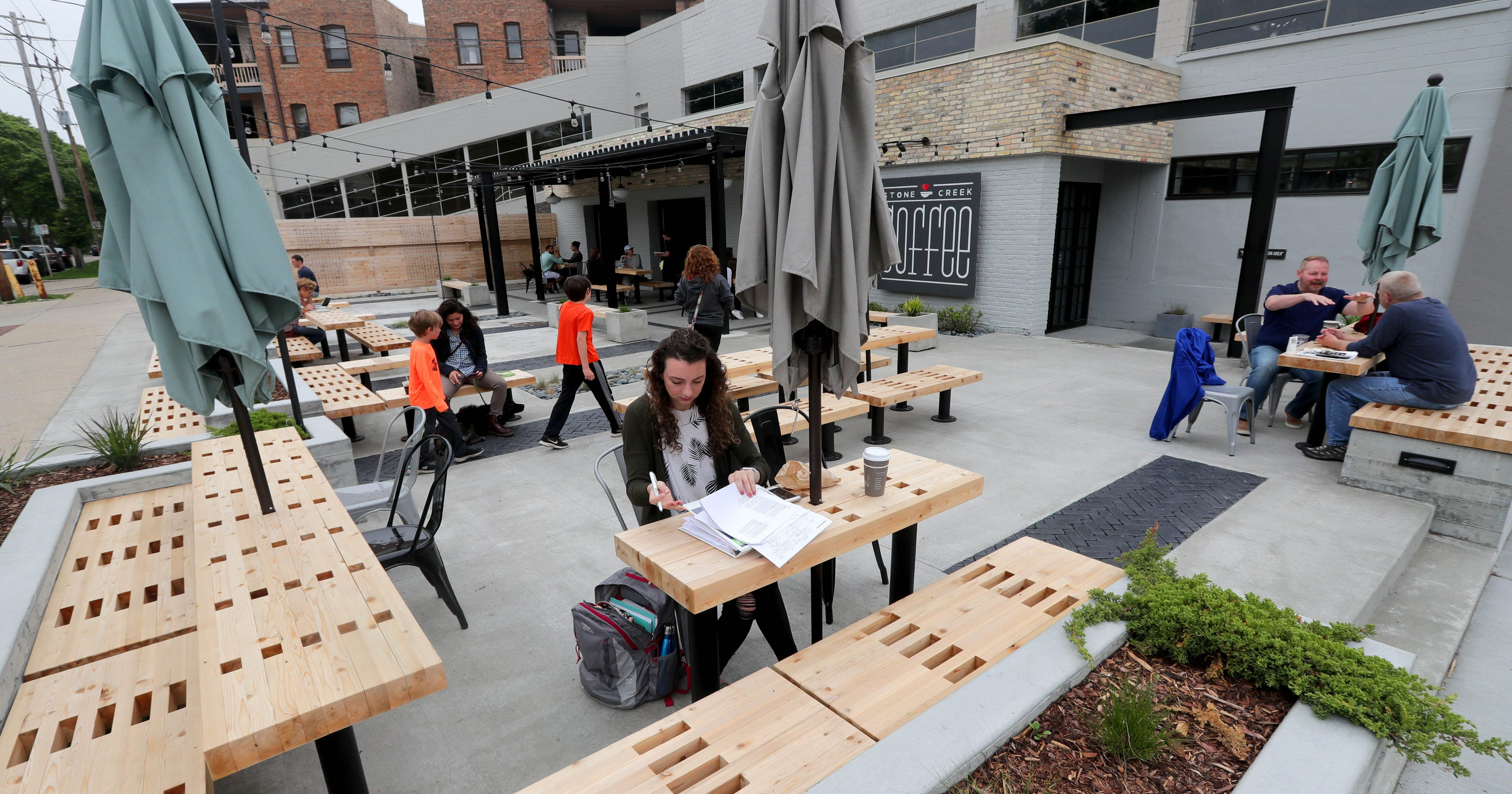 New patios in the Milwaukee area, summer 2018 edition