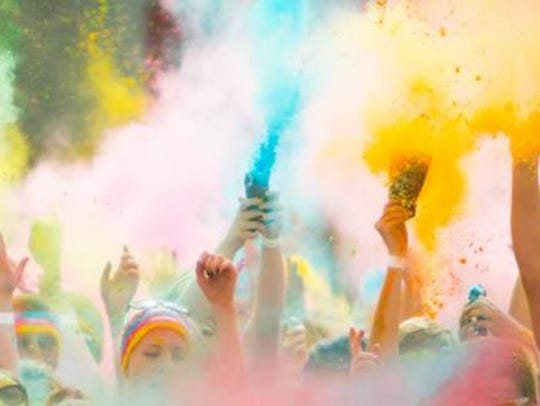 The inaugural Color Me United will be held Sept. 10,