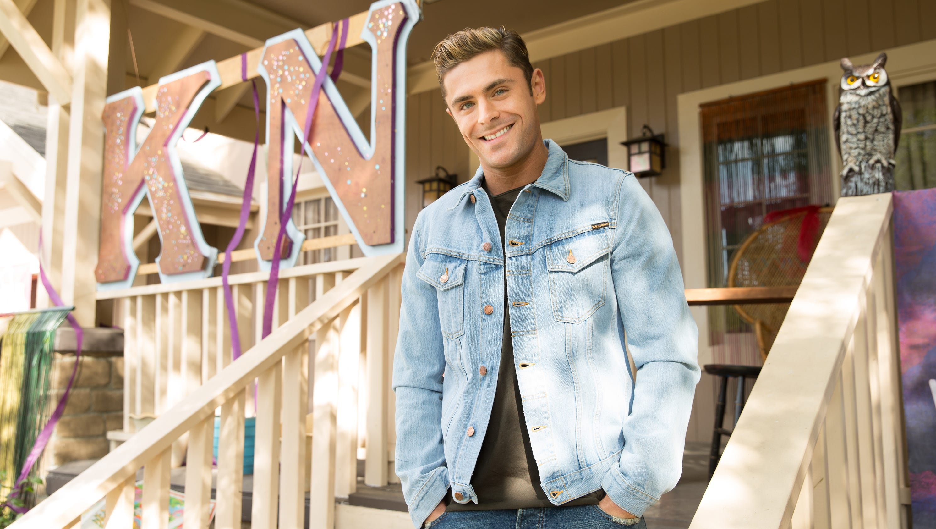 Zac Efron: The new R-rated comedy king